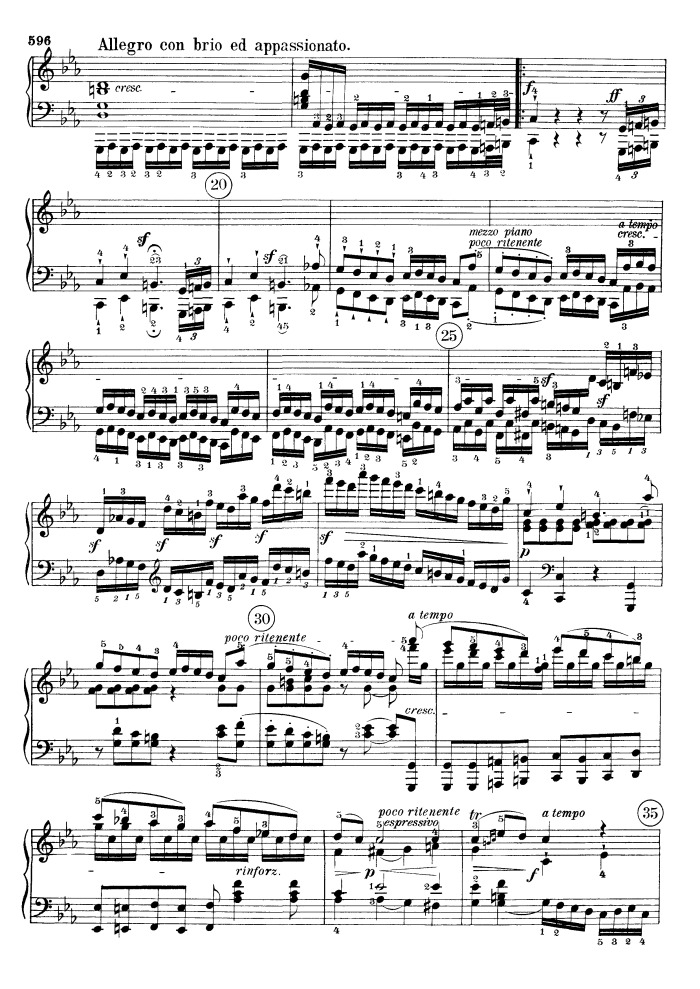 All Music Chords beethoven sheet music : op.111 no.32 free sheet music by Beethoven | Pianoshelf