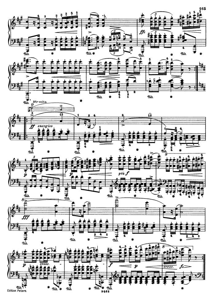 op.40 no.1 free sheet music by chopin | pianoshelf  pianoshelf