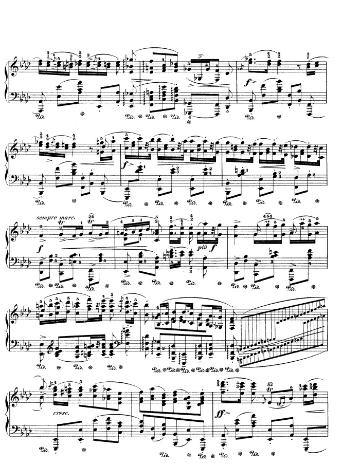 chopin music Chopin, frédéric : prelude no 4 in e minor (op 28) - largo (suffocation) clarinet, piano and/or guitar or organ / intermediate to difficult 1 pdf / 2 mp3 play-along arranger : dewagtere, bernard.