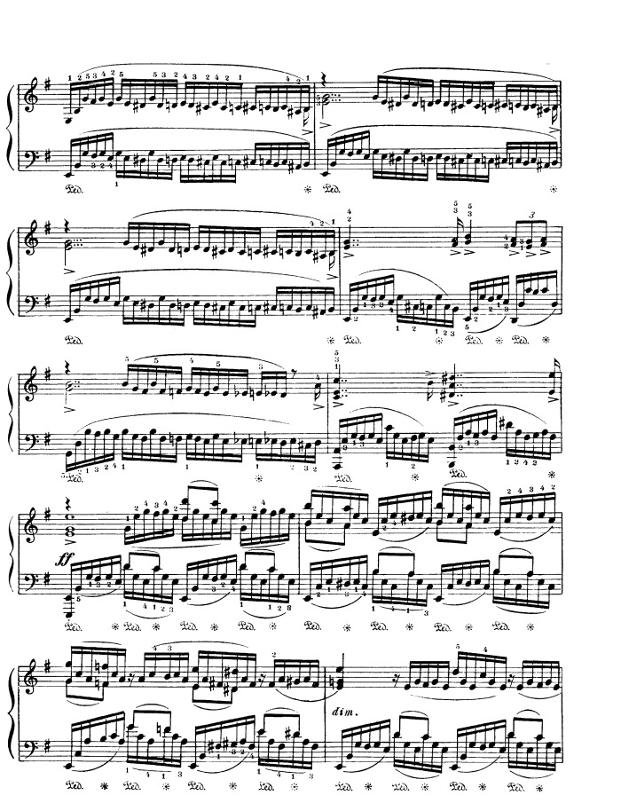 Andante Cantabile Sheet Music