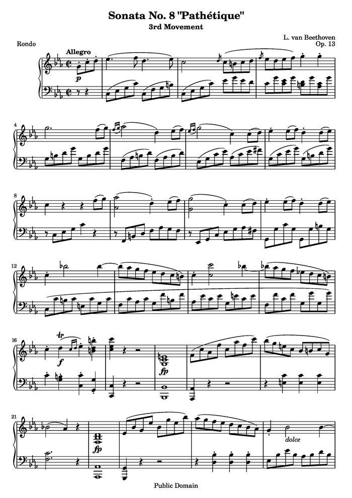 Pathetique Beethoven