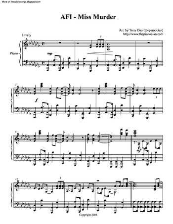 American Pie Free Sheet Music By Don Mclean Pianoshelf