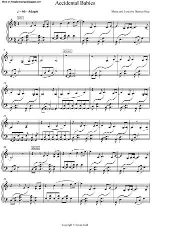 9 crimes piano