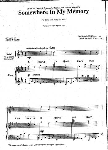 edelweiss sheet music pdf free